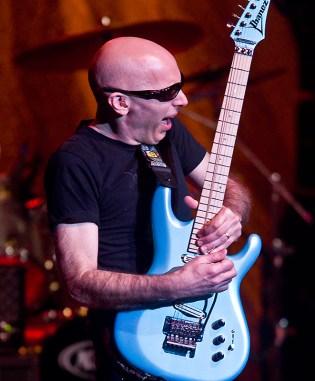 Experience Hendrix - Joe Satriani 3/4/10 Granada Theatre