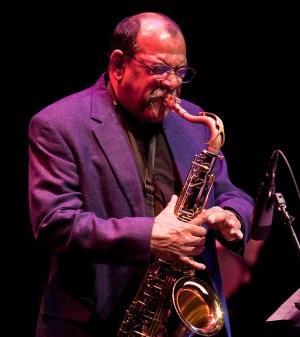Ernie Watts - Lobero Live! Jazz Series - 2/12/09 Lobero Theatre