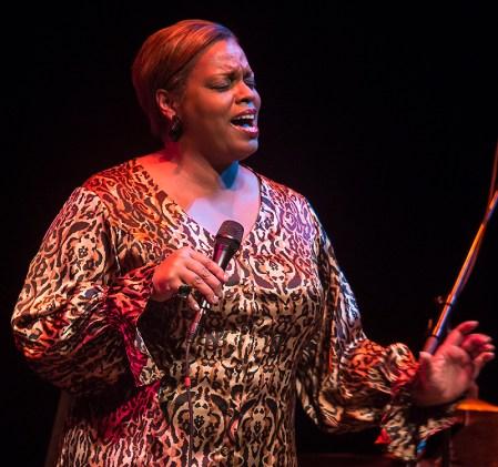 Dianne Reeves - Jazz at the Lobero 10/19/12 Lobero Theatre