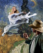 "State Street Ballet - William Soleau's ""Starry Night"" publicity photo 10/7/12"