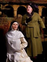 "Opera Santa Barbara - Singers in ""Suor Angelica"" publicity photo 2/6/06"