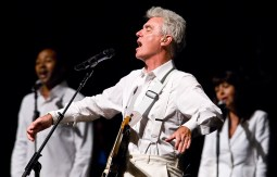David Byrne - UCSB Arts & Lectures 10/4/08 Arlington Theater