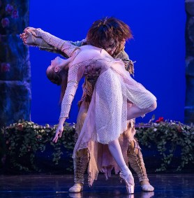 "State Street Ballet - ""Beauty & the Beast"" 3/9/13 Lobero Theatre"