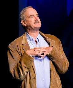 "John Cleese - ""Seven Ways to Skin an Ocelot"" presented by UCSB Arts & Lectures 1/30/06"