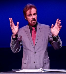 Speaking of Stories - T.C. Boyle 5/10/10 Center Stage Theatre