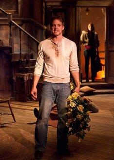 """Ensemble Theatre Co. - """"Buried Child"""" 1/28/09 Alhecama Theatre"""