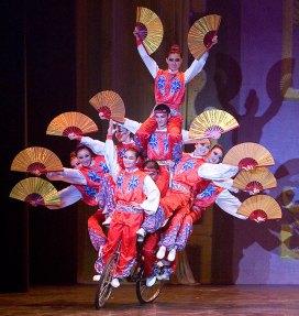 LoberoTheatre presents Chinese Golden Dragons, 3/8/06