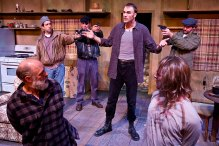 """Genesis West - """"The Leiutenant of Inishmore"""" 11/5/09 Center Stage Theatre"""