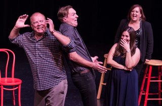 Instant Karma Improv 11/20/14 Center Stage Theater