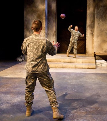 """UCSB Theater & Dance - """"Iphigenia 2.0"""" 5/12/10 Performing Arts Theatre"""