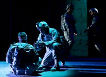 "UCSB Dept. of Theater & Dance - ""Plumfield, Iraq"" Hatlen Theater 5/14/08"