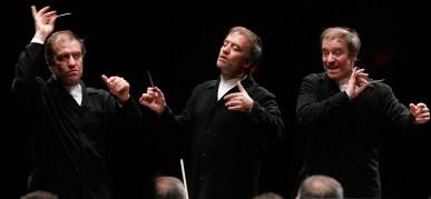 Valery Gergiev, Orchestra of the Marinsky, CAMA Santa Barbara - 4/14/05 Arlington theatre
