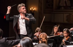 Thomas Ades - Music Academy of the West Festival Orchestra. 8/9/14 Granada Theatre