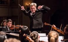 Edward Gardner, Music Academy of the West Festival Orchestra 7/12/14 Granada Theatre