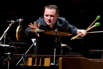Colin Currie - Santa Barbara Symphony Percussion Fest 1/20/08 Arlington Theatre