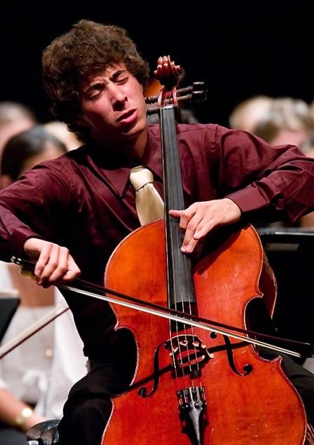 Matthew Zalkind, Music Academy of the West Concerto Night 7/22/06 Lobero Theatre