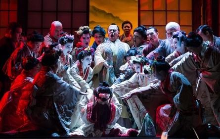 "Opera Santa Barbara - ""Madama Butterfly"" 10/31/12 Granada Theatre"