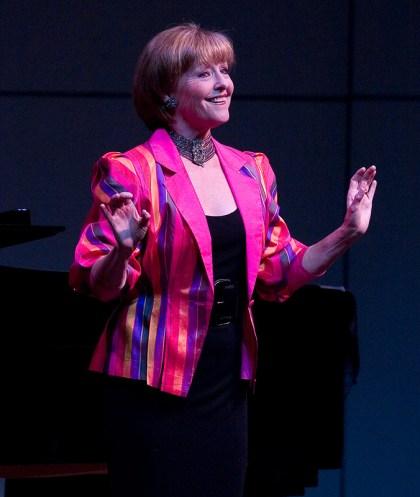 Frederica Von Stade , CAMA Santa Barbara 4/1/06 Arlington Theater