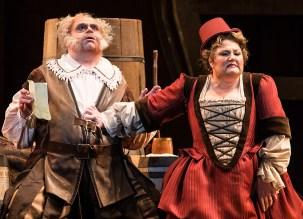"Opera Santa Barbara - ""Falstaff"" 3/5/14 Granada Theatre"