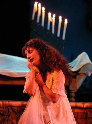 """Opera Santa Barbara - """"Lucia di Lammermoor"""" 4/18/02 Lobero Theatre"""