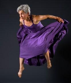 Dancer Susan Shaberman - publicity photo 12/30/08