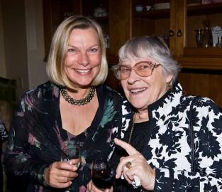 Carla Hahn & June Schuerch