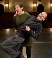 Brian Brooks and Diane Vapnek 3/15/12 Lobero Theatre