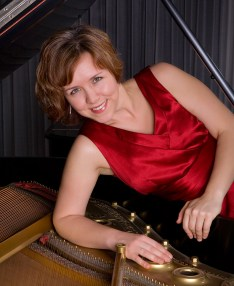 Pianist Natasha Kislenko 2008 Santa Barbara, CA