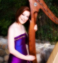Irish Harpist Orla Fallon 2008 Santa Barbara Bowl