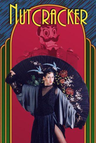 """Hollywood Nutcracker"" poster - State Street Ballet"