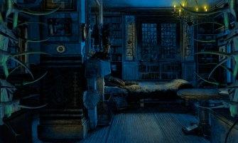 Colin's Bedroom Scene