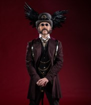 """Adrian Spence - Camerata Pacifica """"Steampunk"""" publicity 1/9/16 Hahn Hall"""