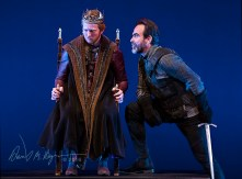 """UCSB Theater &Dance - """"Death of Kings"""" Part 1 2/18/15 Hatlen Theater"""