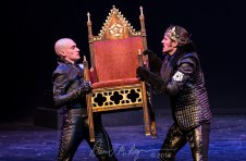 """UCSB Dept. of Theater & Dance - """"Death of Kings II"""" 2/26/16 Hatlen Theater"""
