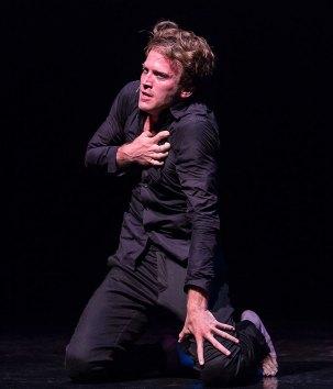"Tim Heck - DANCEworks 2015Adam Barruch's ""Sweeney Todd"" 9/24/15 Lobero Theatre"