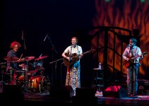 Sings Like Hell - Aiofe O'Donovan Band 2/26/16 Lobero Theatre