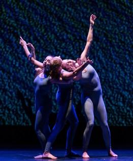 "UCSB Spring Dance Concert - Jerry Pearson's ""Flutter"" (premiere) 4/6/16 Hatlen Theater"