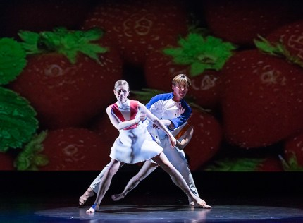 """UCSB Spring Dance Concert - Jerry Pearson's """"Amuse Bouch"""" (2016) 4/6/16 Hatlen Theater"""