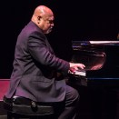 Jazz legend Kenny Barron laying down the real deal while making it look easy.