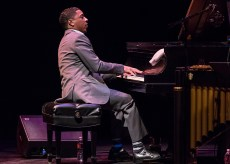 Christian Sands - Mack Avenue SuperBand 3/31/16 Lobero Theatre