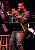 Freddie Hendrix - Mack Avenue SuperBand 3/31/16 Lobero Theatre