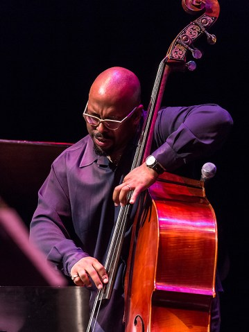 Christian McBride - Mack Avenue SuperBand 3/31/16 Lobero Theatre
