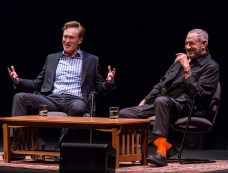 Conan O'Brien & Dick Smith - UCSB Arts & Lectures 4/16/16 Arlington Theater