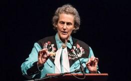 Author, Professor and Autism Spokesperson Temple Grandin - UCSB Arts & Lectures 5/10/16 Granada Theatre