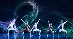 "Santa Barbara Dance Theater artistic director's ""Strange Attractor"""