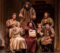 """Buoso's will disappoints. Opera Santa Barbara's Giannin Schicchi"""" 4/20/16 Granada Theatre"""