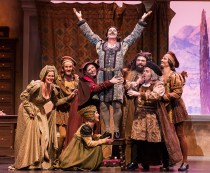 "Gianni is acclaimed savior of the family fortune in Opera Santa Barbara's Giannin Schicchi"" 4/20/16 Granada Theatre"