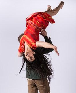 Vim Vigor Dance Company dancers Laja Field & Martin Durov - DANCEworks Santa Barbara publicity shoot 5/6/16