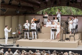 "Ojai Music Festival - U.S. Premiere of Claude Vivier's ""Kopernikus - A Ritual Opera"" 6/12/16 Libbey Bowl"
