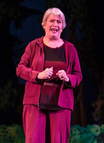 """""""The Golden Years"""" with Kim Holmquist - """"Center for Successful Aging's """"Senior (musical) Moments"""" 6/3/156 Marjorie Luke Theatre"""